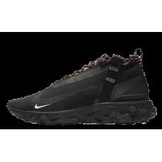 Nike React Runner Mid WP ISPA Black
