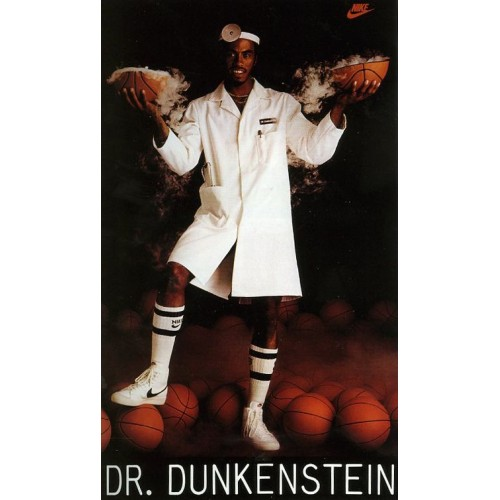 Dr. Dunkenstien Poster