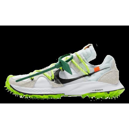 Nike x Off White Zoom Terra Kiger 5 White