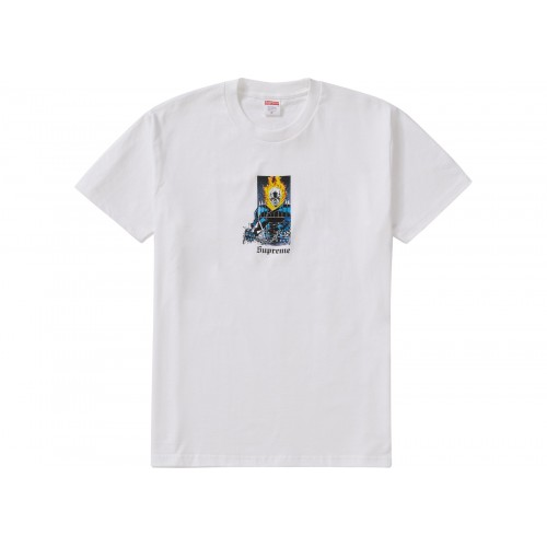 SUPREME GHOST RIDER T White