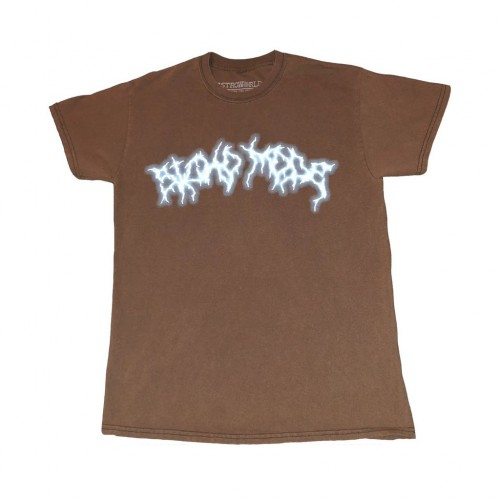 Astroworld Sicko Mode Brown Tee