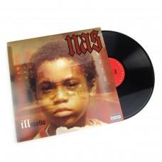 Nas Illmatic Vinyl