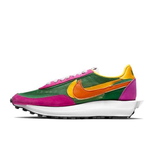 Nike x Sacai LDWaffle Pine Green