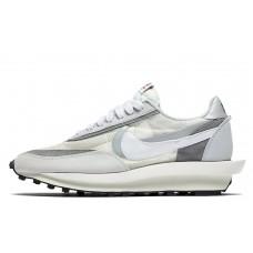 Sacai x Nike Waffle Grey
