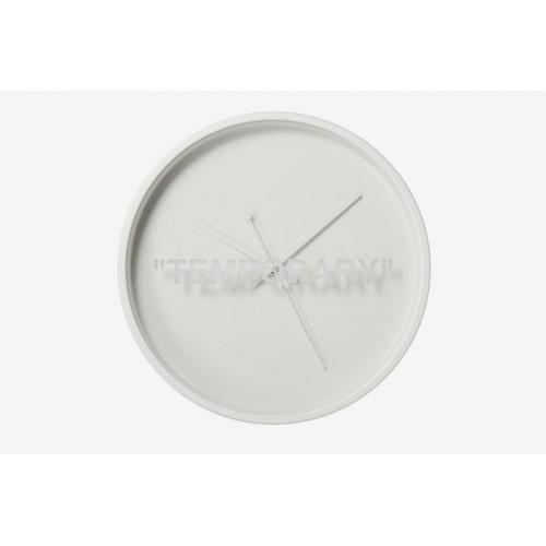 "Virgil Abloh x IKEA ""MARKERAD"" Wall Clock"