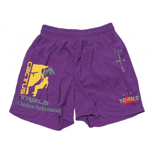 "Travis Scott ""Cactus Trails"" Climb Shorts"