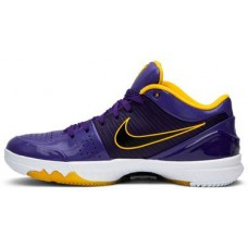 Kobe 4 UNDFTD Lakers