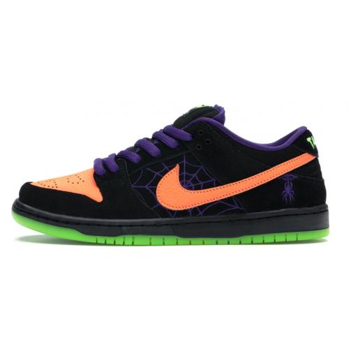 """Nike SB Dunk Low """"Night of Mischief Halloween"""""""