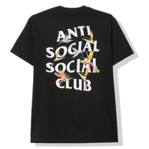 ASSC Pair Of Dice Black Tee
