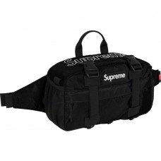 Supreme Waist Bag Black