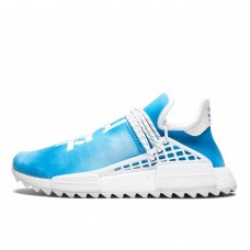 Adidas Pharrell NMD HU China Pack Peace Blue