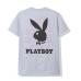 ASSC X playboy Grey T
