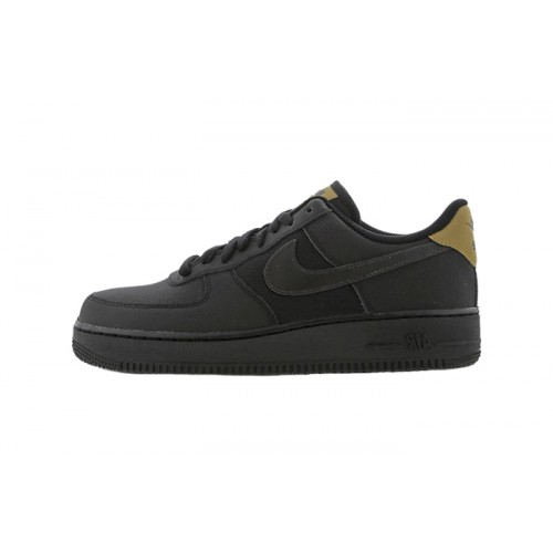 Air Force 1 Low Black Gold