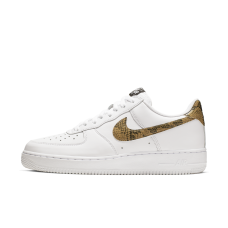 Air Force 1 Snake Skin
