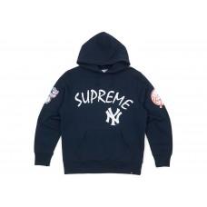 Supreme X New York Yankees Hoodie