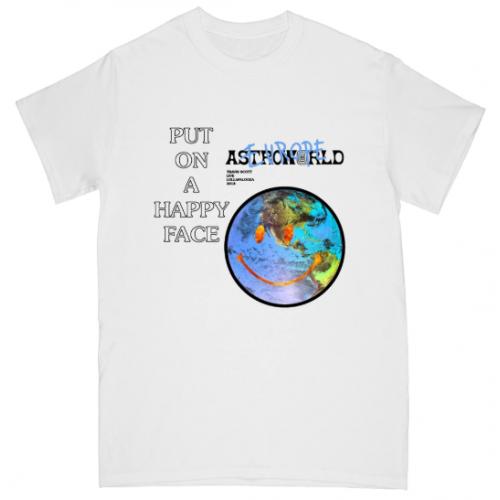 Astroworld Travis Scott Europe Tour T