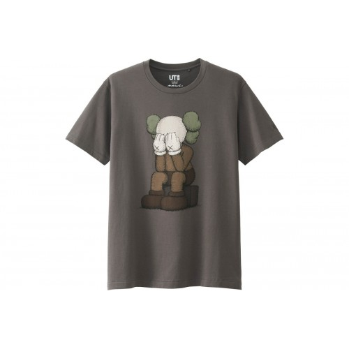 Kaws X Uniqlo UT Gray SS16 Collection