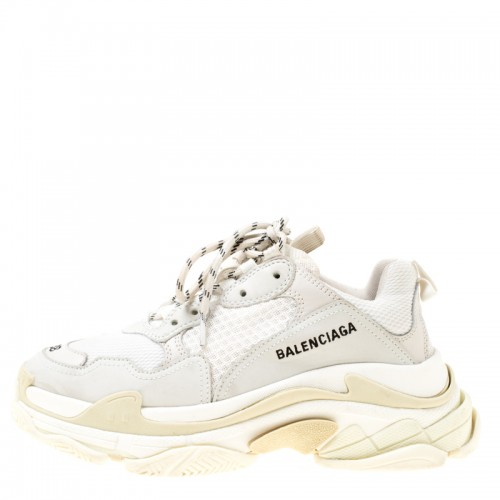 Balenciaga Triple White