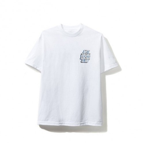 ASSC Blocked Red Plaid White T