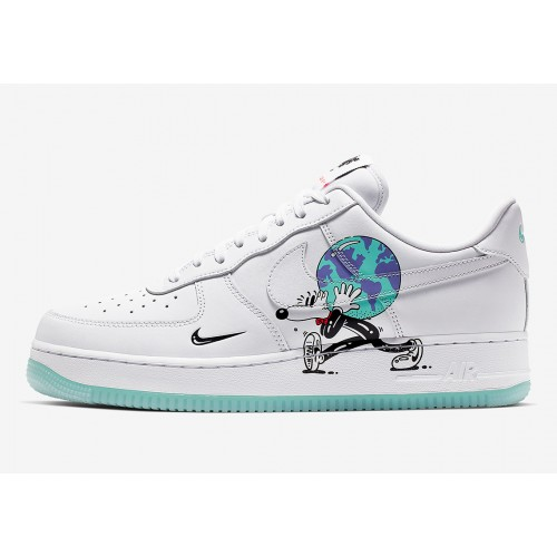 Nike Air Force 1 Earth day