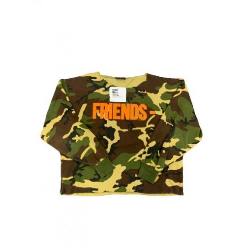 2015 Vlone Camo Production Sample Owned By Asap Bari