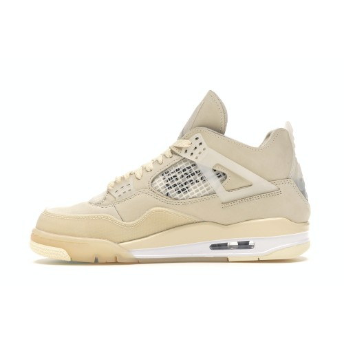 Air Jordan 4 Retro Off-White Sail (W)