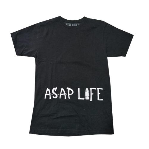 Asap Life Tour Tee