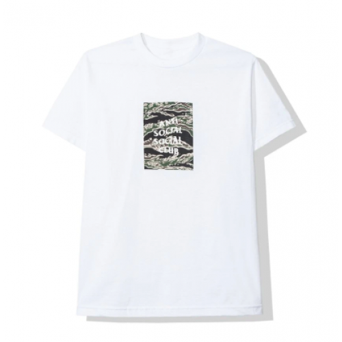Anti Social Social Club Tiger Camo Tee
