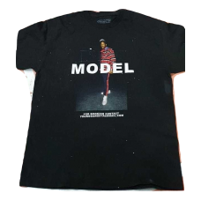 Young Gangsta Model Tour Merch Tee