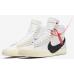 Nike Blazer X off-white Mid White