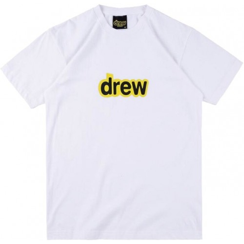 Drew House Logo Tee white