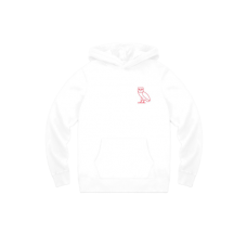 OVO French Terry Hoodie White