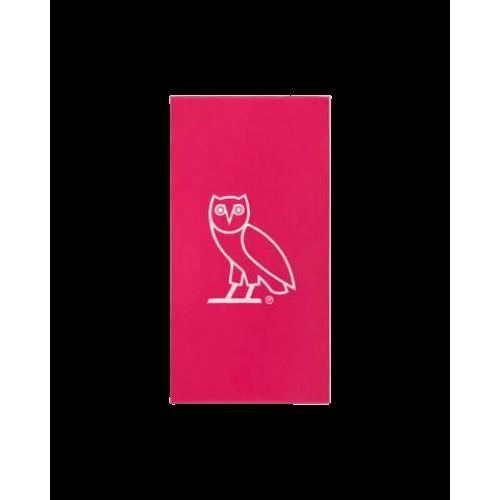 OVO Beach Towel Pink