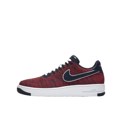 Nike AIr Force 1 RKK Fly Knit Patriots