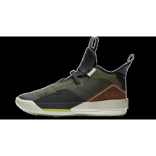 "Nike Air Jordan 33 X Travis Scott ""Cactus Jack"""