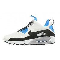 Nike Air Max 90 SneakerBoot NS Blue White