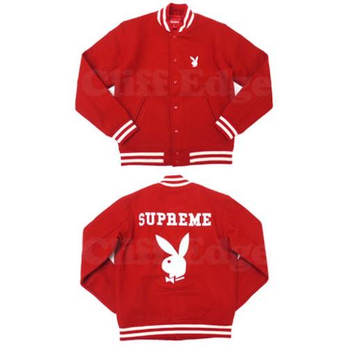 2011 Playboy X Supreme Varsity Jacket
