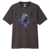Uniqlo X Fortnite Raven Tee