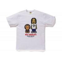 BAPE x Wiz Khalifa T-Shirt