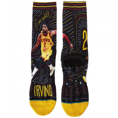 Kyrie Irving x Stance Socks