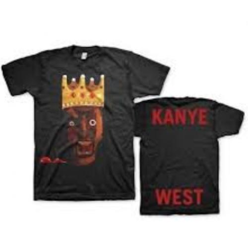 Kanye West x George Condo 'Power' Drip Tee