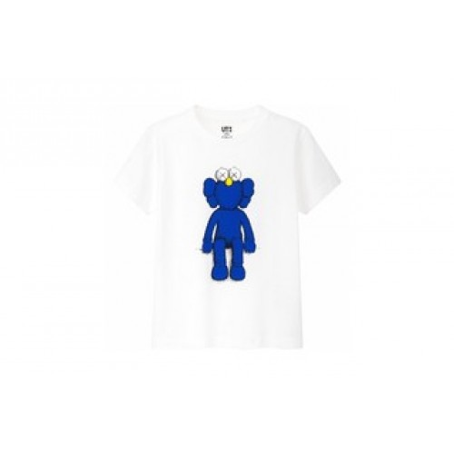 Kaws X Uniqlo Blue Companion GS Tee