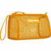 Supreme Mesh Yellow Pouch SS20