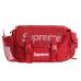 Supreme Mesh Waist Bag Red SS20