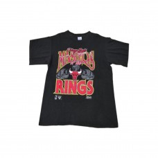 Chicago Master Of Ring Black T