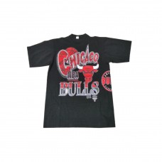 Screenstarts Chicago Bulls Black T