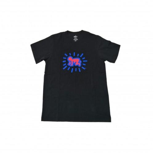 Keith Haring X Uniqlo Black T