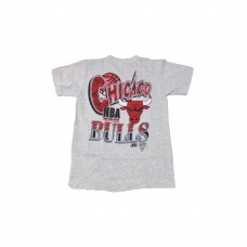 Rockman Chicago Bulls NBA Grey T
