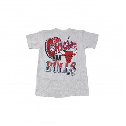 Rockman Chicago Bulls NBA Grey T