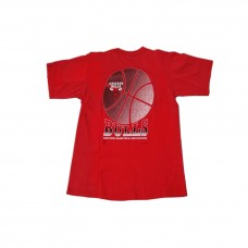 Nutmeg Chicago Bulls Red T